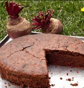 Σοκολατένιο κέικ (με πατζάρι)