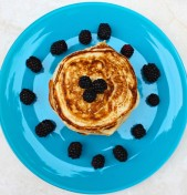 pancakes (χωρίς γλουτένη)