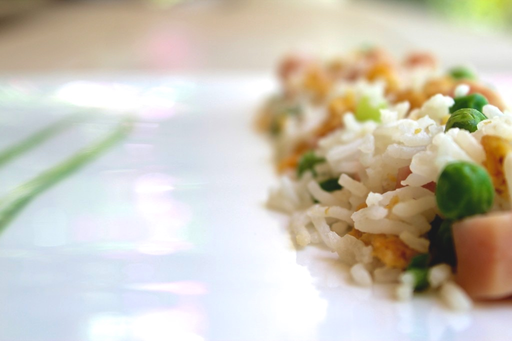 ρύζι με αρακά
